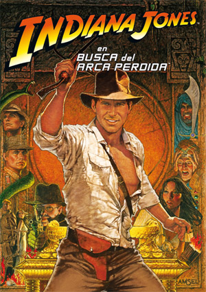 Indiana Jones - Personaje Raidersteaser