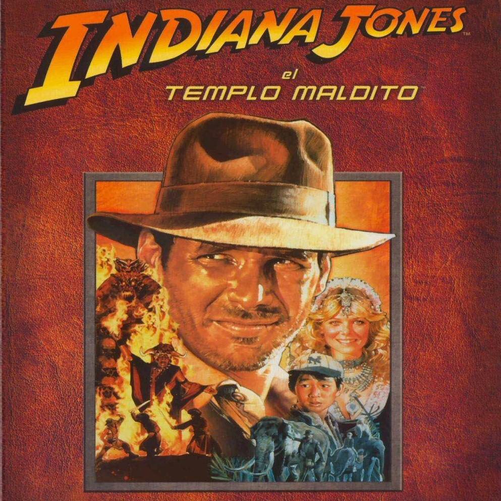 """*""""Ciclo indiana jones""""*[El templo maldito] Indiana_Jones_Y_El_Templo_Maldito_-_V3--Fr_por_rafastar"""