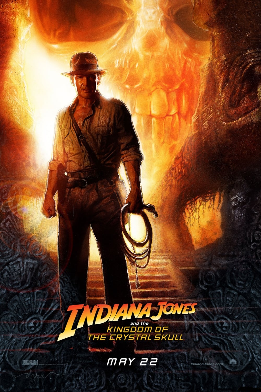 Movie Pitch Indiana Jones and