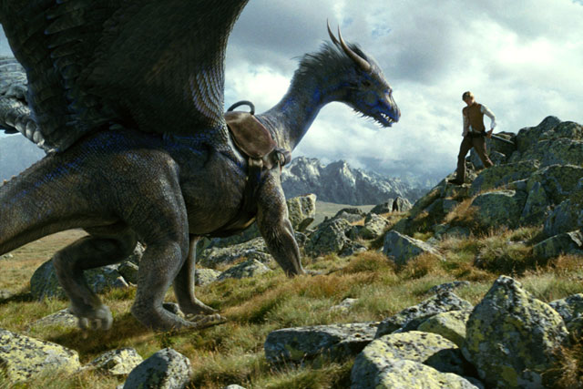 Eragon the film adaptation of