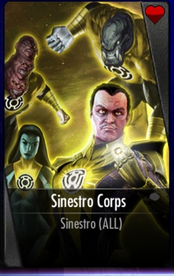 The gallery for --> Injustice Shazam Card