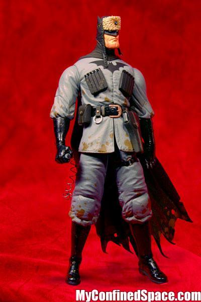 Batman Red Son Image - Red Son Batman...