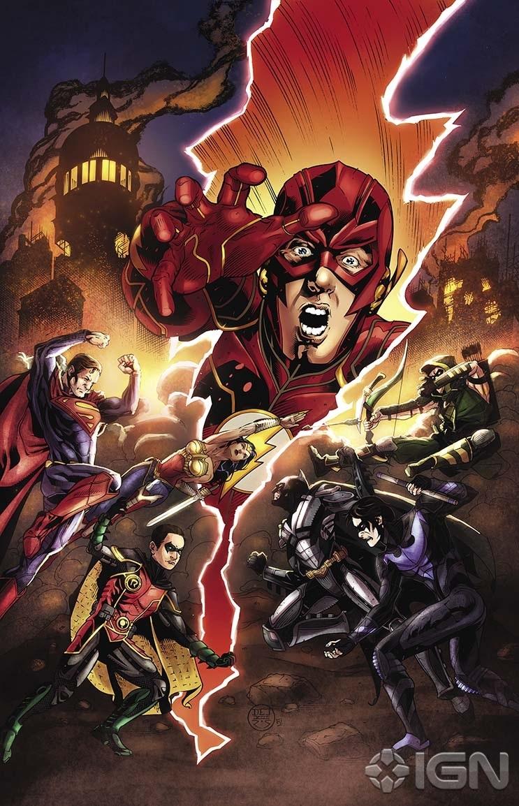 injustice: good among us Injustice_Comic_Robin