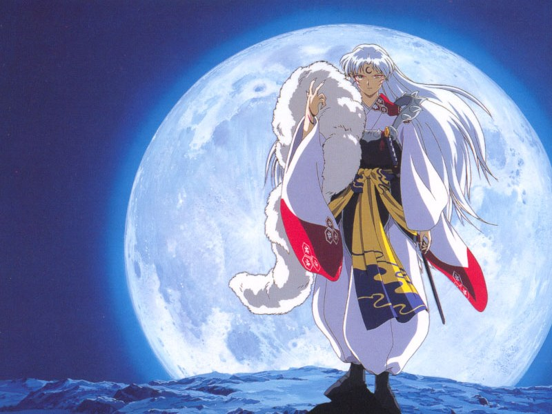 Inuyasha: Sesshoumaru - Images Actress