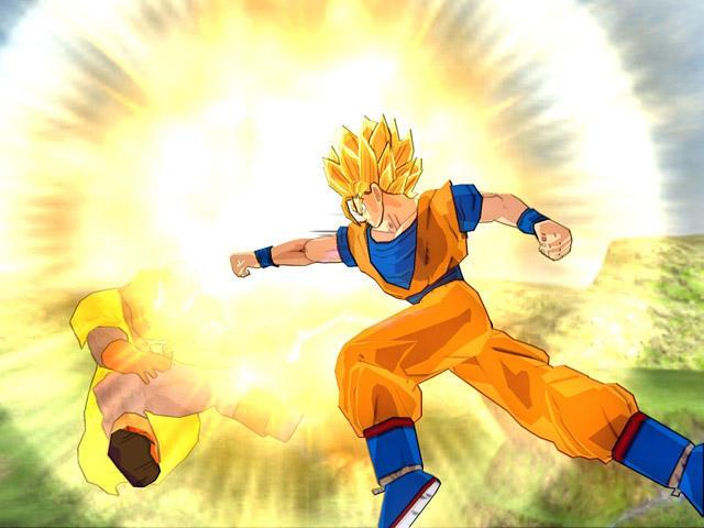 Toy Tma   Wp Content Uploads 2010 12 Goku Vs Vegeta Face