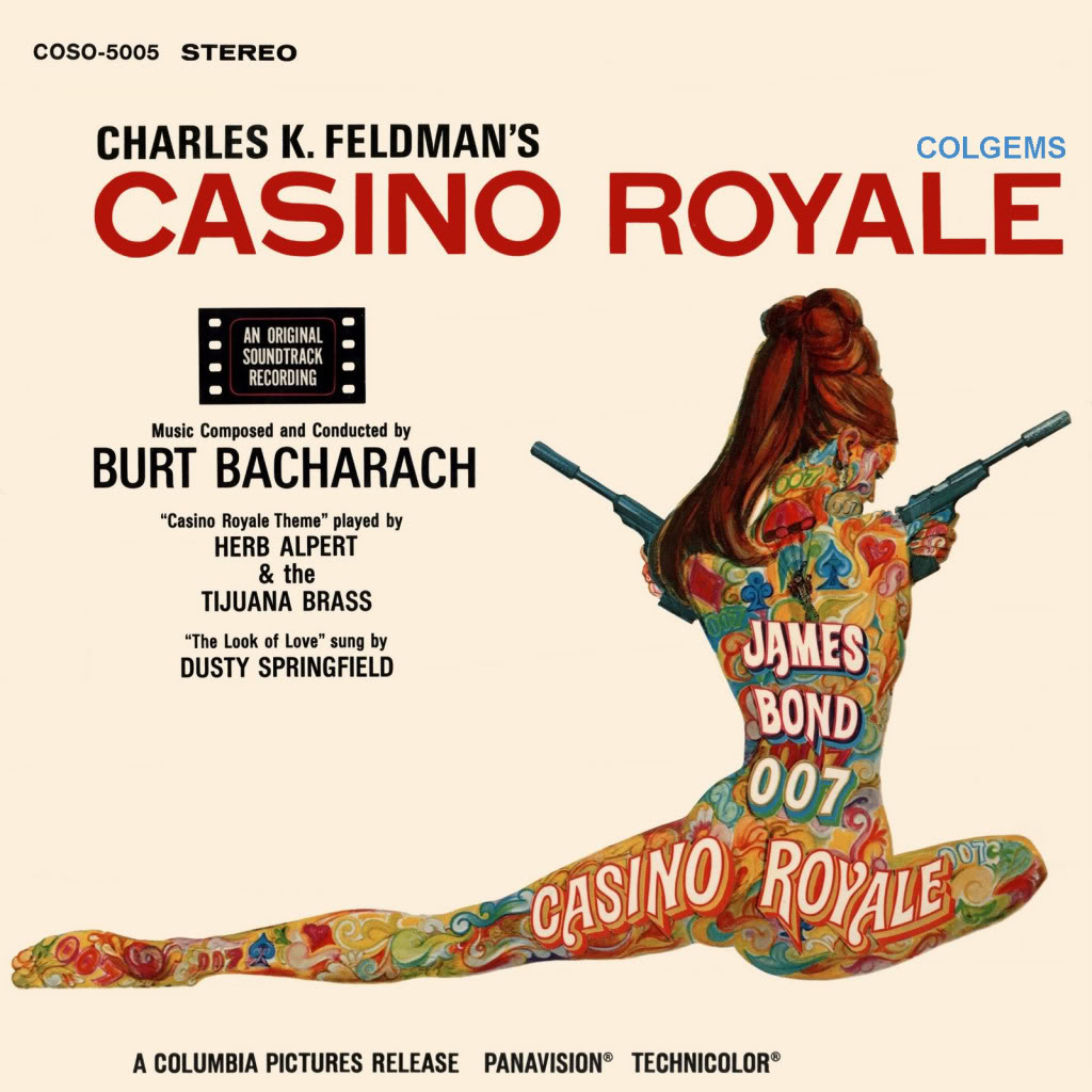 Casino Royale (1967 soundtrack