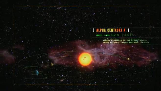 labeled alpha centauri - photo #36