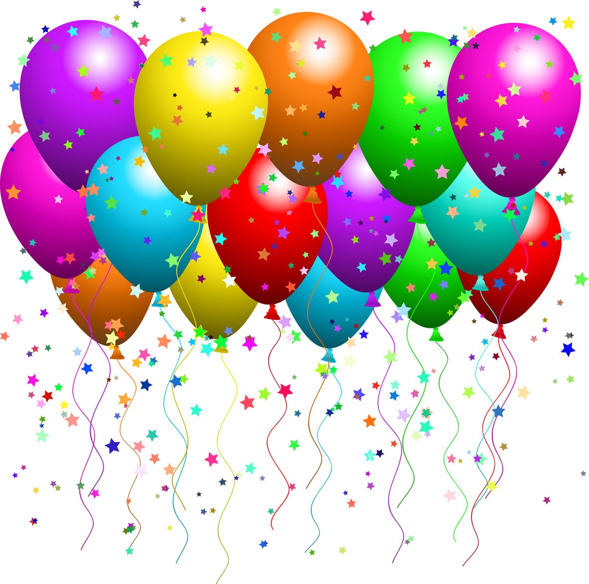 Поздравления с воздушными шариками