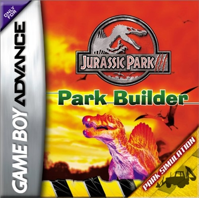 Jurassic Park III : Park Builder GBA