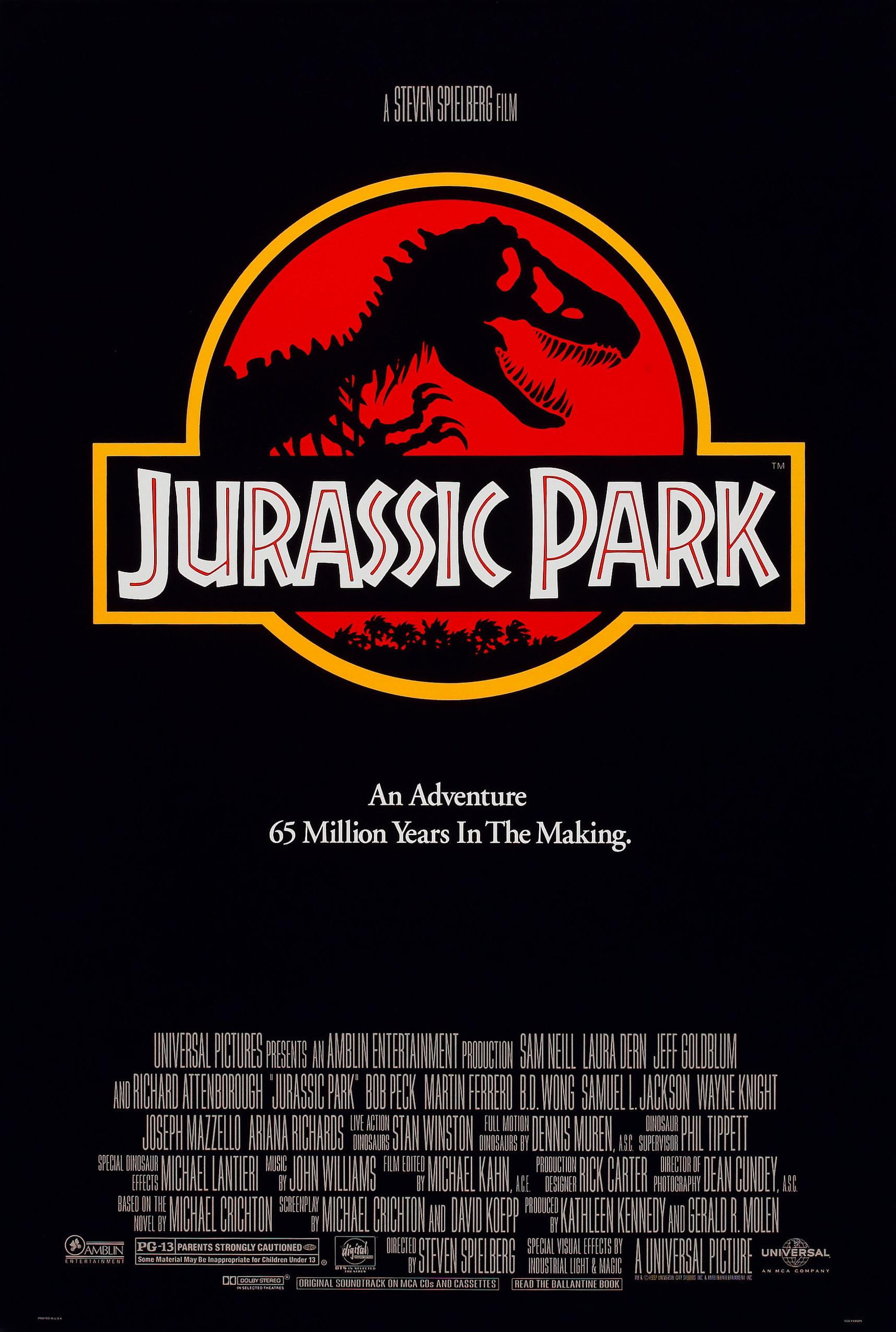Jurassic Park [BDRIP] [TRUEFRENCH] AC3 [FS] [US]