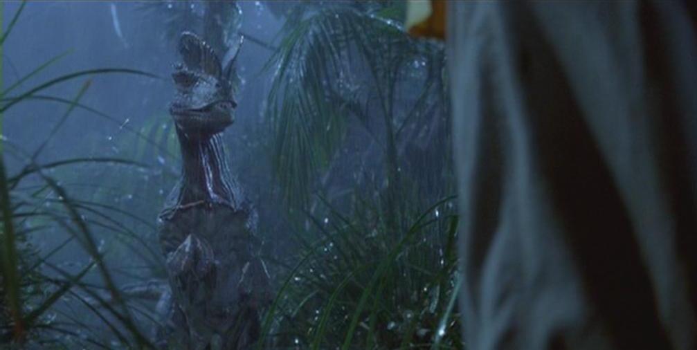 Image - JP-Dilophosaurus.jpg - Park Pedia - Jurassic Park ...