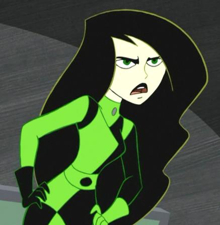 kim possible and shego porn
