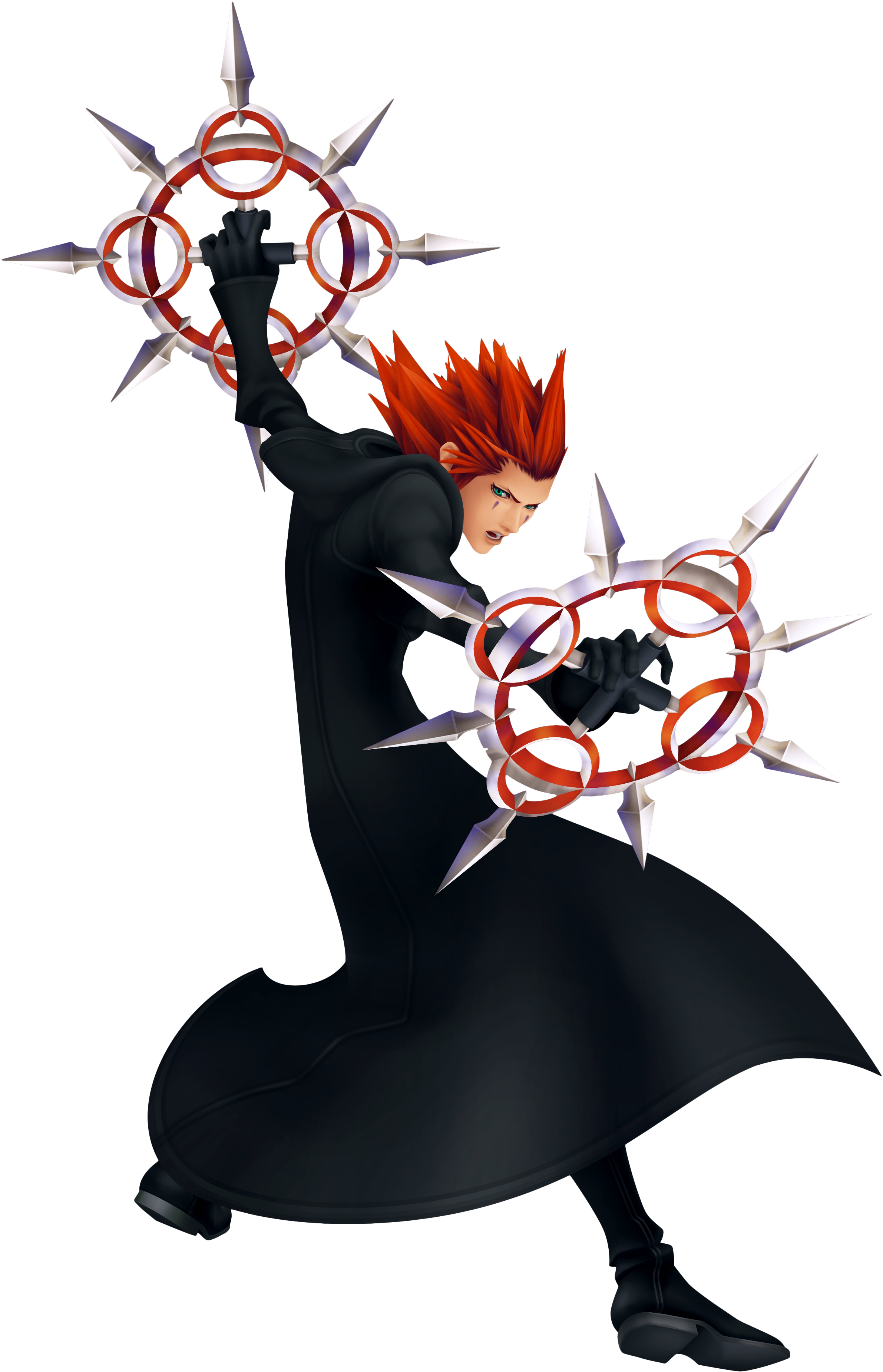 Rand Hellishsoul Axel_Action_Render_(Official)_Days