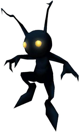 Kingdom Hearts 3D SincorazónSombra
