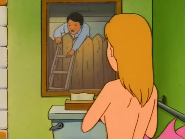 Image Khan Sees Luanne Naked King Of The Hill Wiki