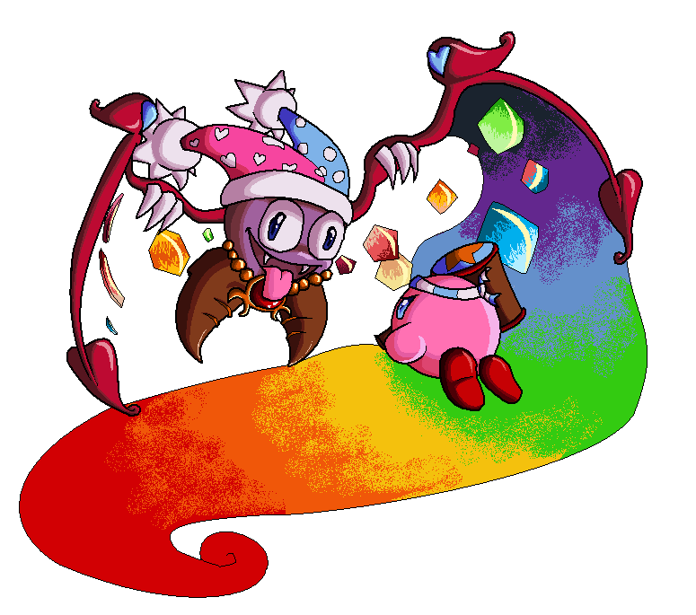 Image - Marx Soul.png - Kirby Wiki - The Kirby Encyclopedia