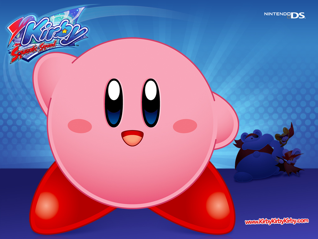 kirby squeak squad download