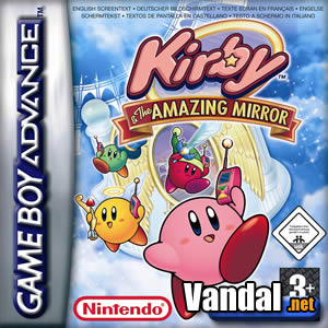 Kirby y el Laberinto de los Espejos (GBA)