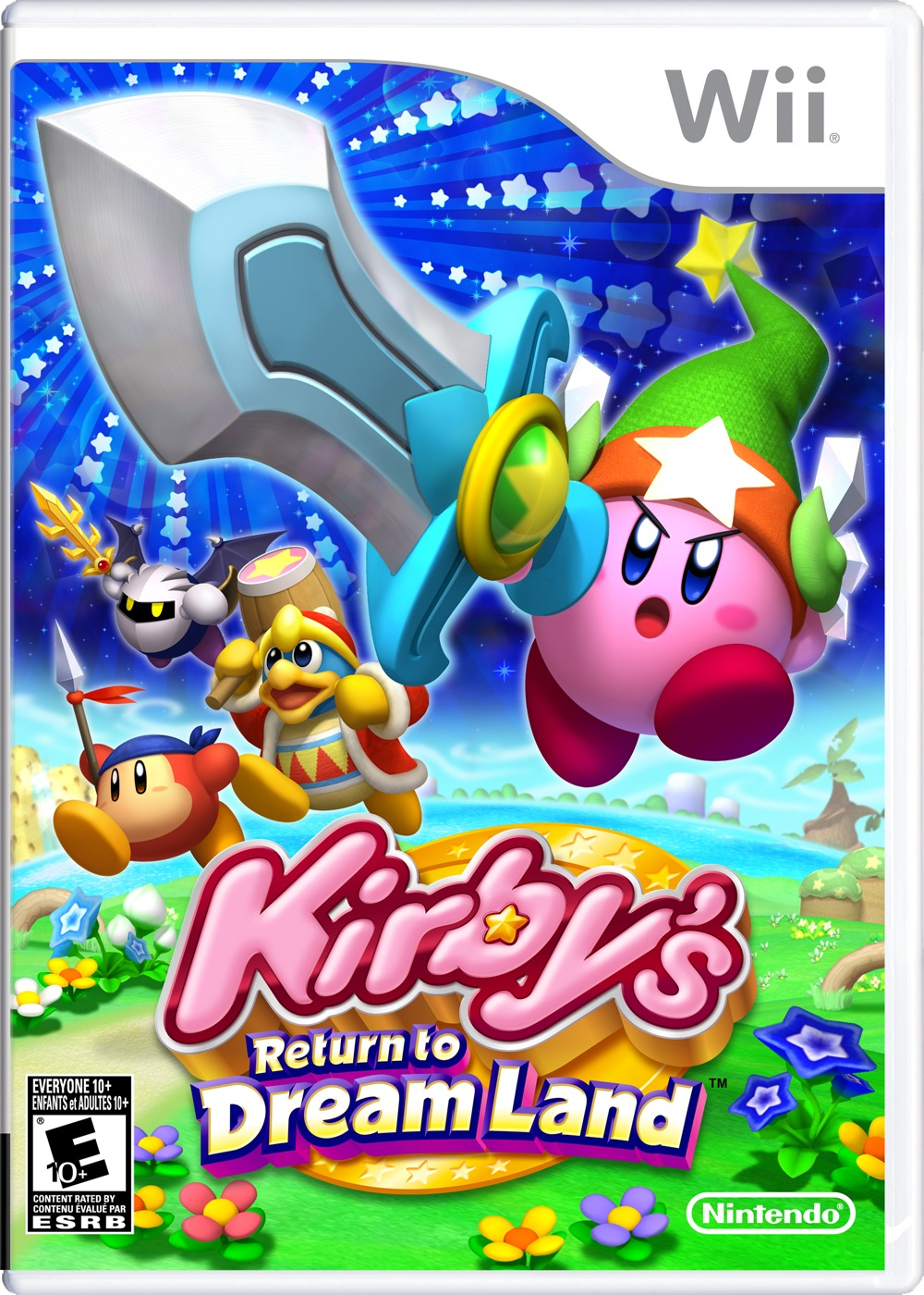 [Wii] Kirby´s Return To Dreamland [NTSC][MU]