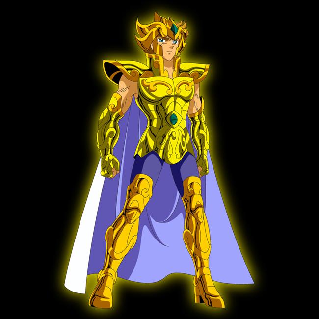 Athena saints Leo_Aiolia