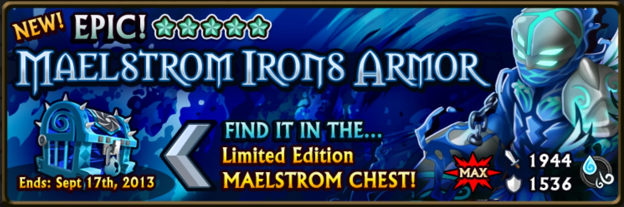 Introducing the new Epic Armors Maelstrom_Irons_Banner