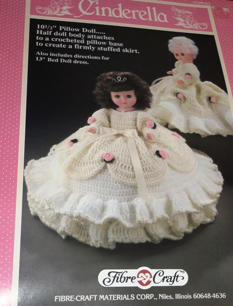 Crochet It: Free Eighteen Inch Doll Sweetheart Set Crochet Pattern