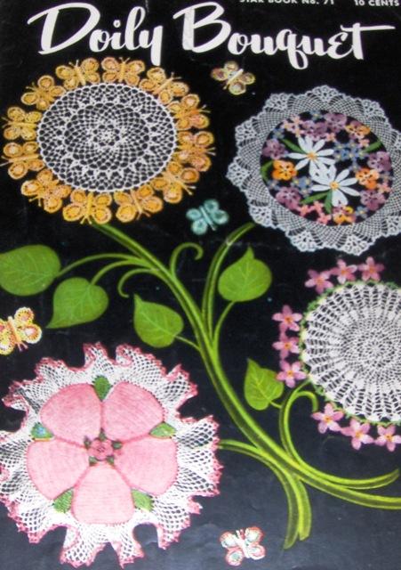 FREE THREAD CROCHET DOILY PATTERN – Easy Crochet Patterns