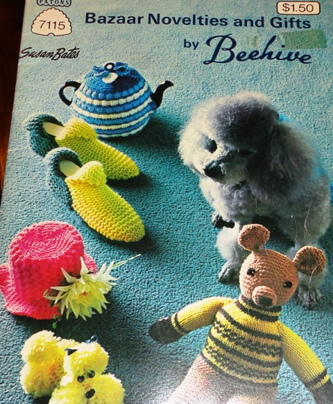 novelty crochet pattern | eBay
