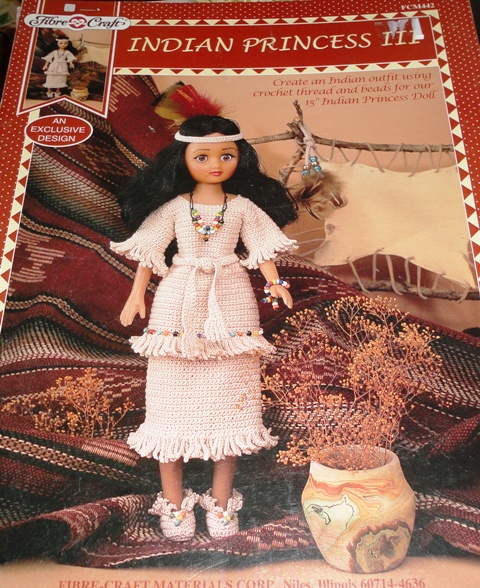 Free Crochet Doll Patterns - Barb's Just Crochet