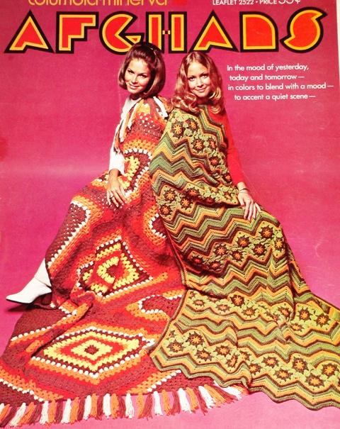 Pyramid Afghan - Crochet Afghan - Free Crochet Afghan Pattern