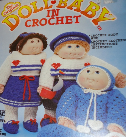 15 INCH CROCHET DOLL PATTERN - Crochet — Learn How to Crochet