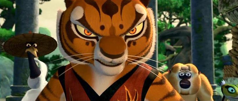 Kari Wahlgren Tigress