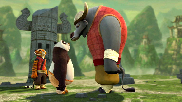 Kung Fu Panda Legends of AWESOMENESS! initial review ...