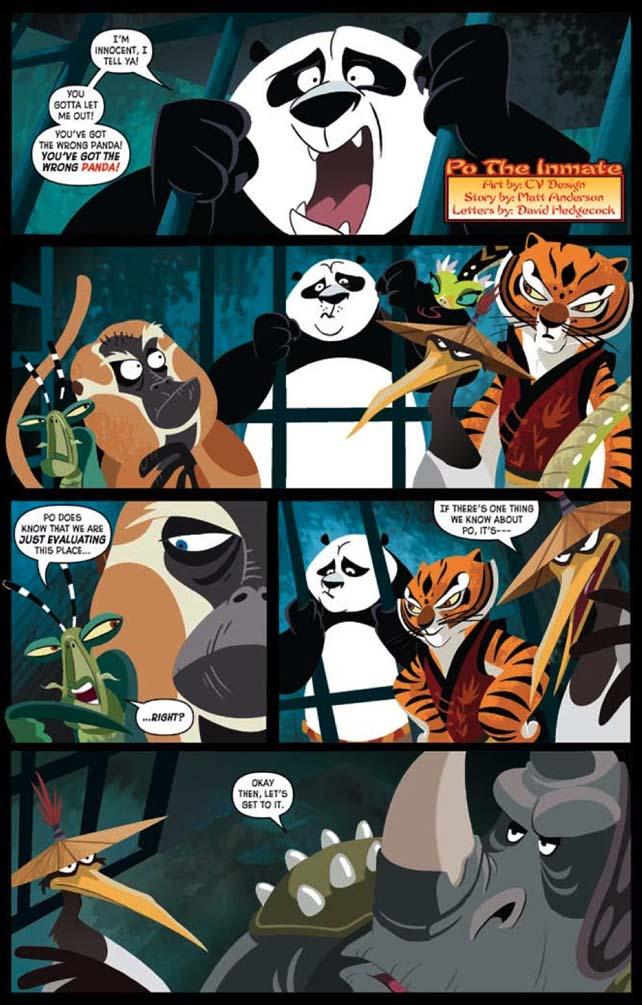 Kung Fu Panda Tigress Porn Ics
