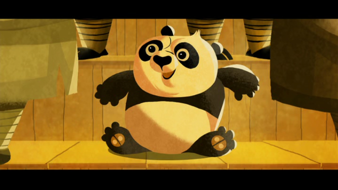 Kung Fu Panda 2 Baby PoKung Fu Panda 2 Baby Po