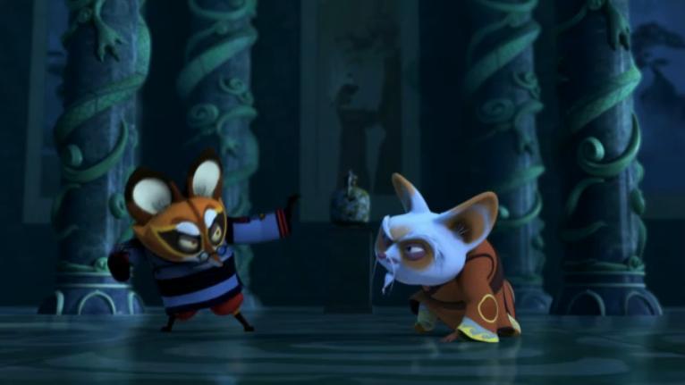 Kung fu panda master junjie - photo#9