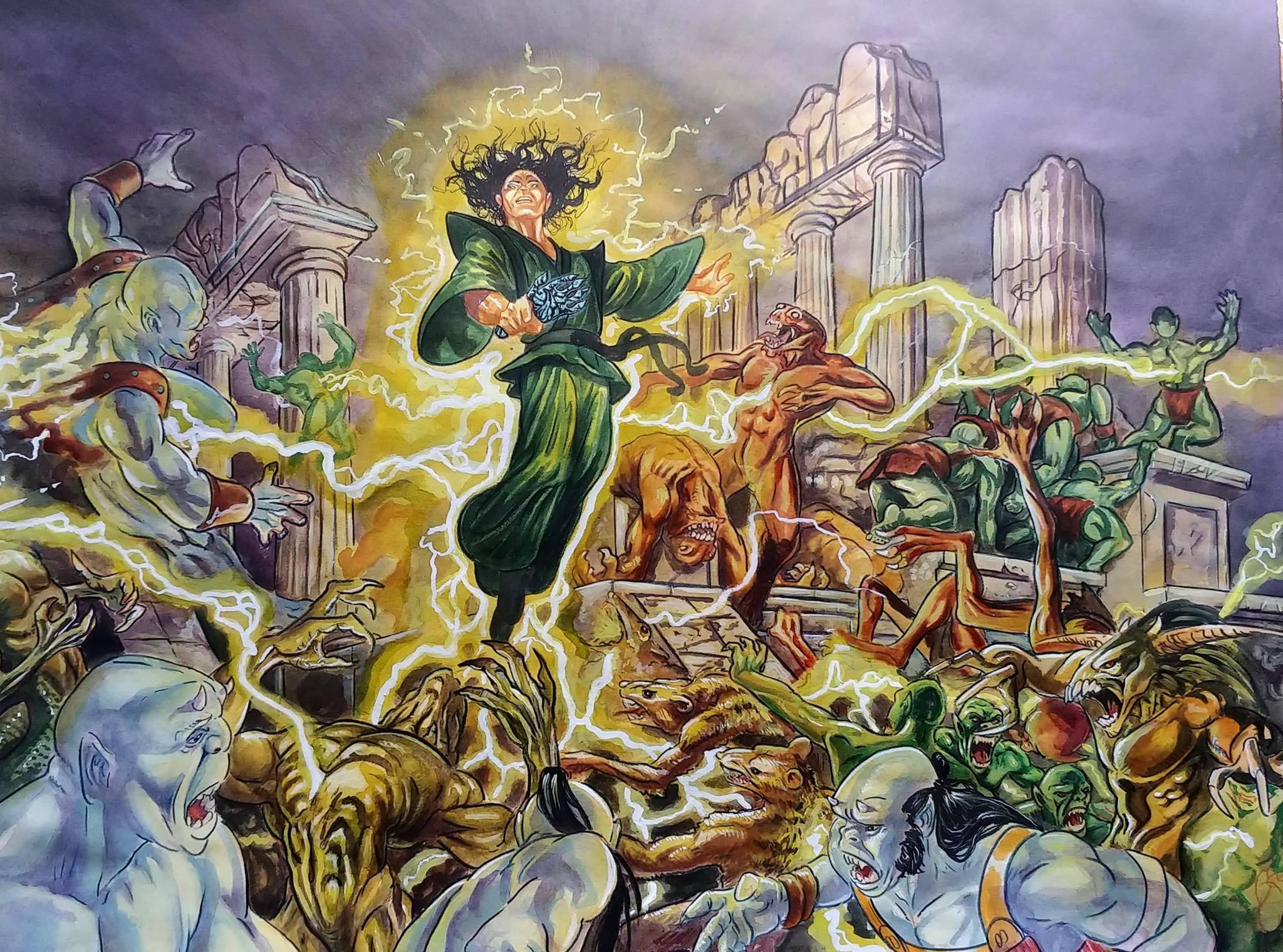 Mitologia del Rokugan Rebirth_of_the_dark_kami