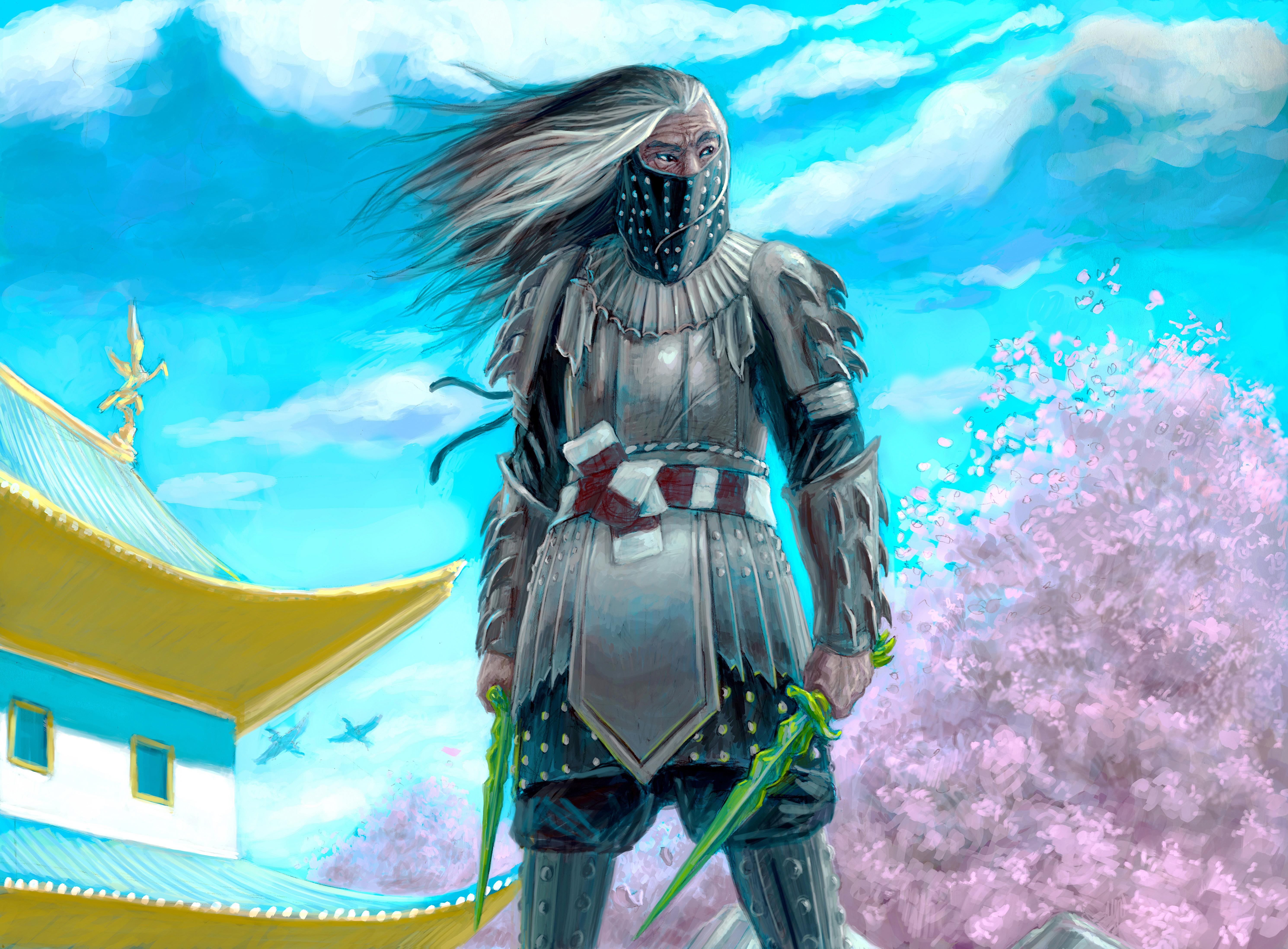 Shinomori Haku Avatar