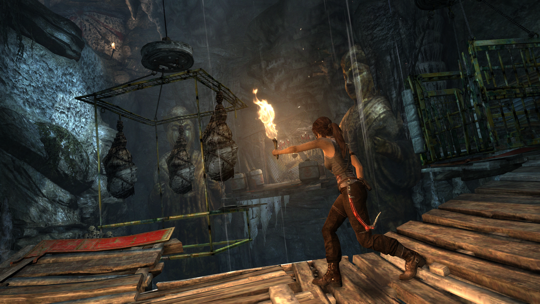 Tomb Raider (2013) - 8