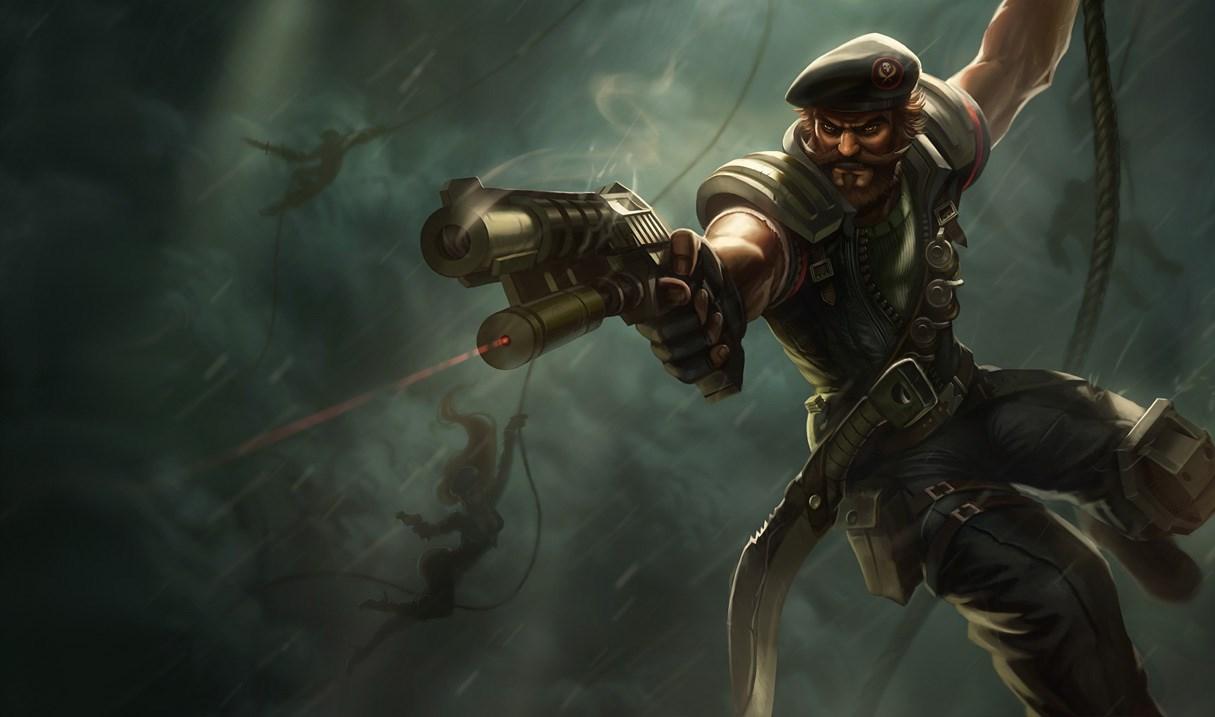Creator Viktor Skin Spotlight - League of Legends ...