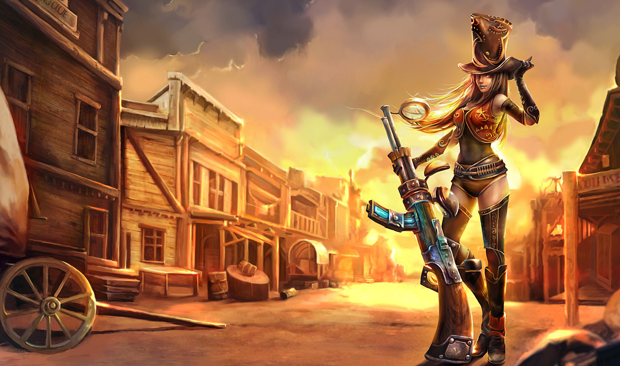 Caitlyn The Sheriff