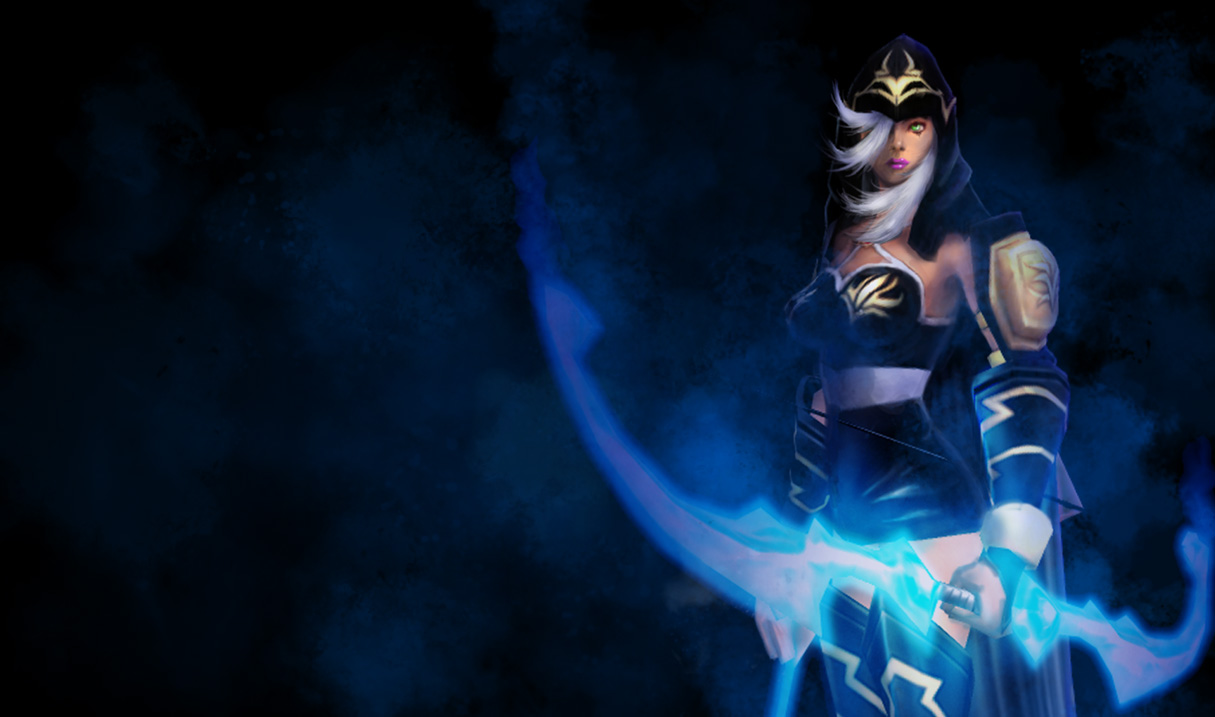 image ashe originalskin league of legends wiki. Black Bedroom Furniture Sets. Home Design Ideas