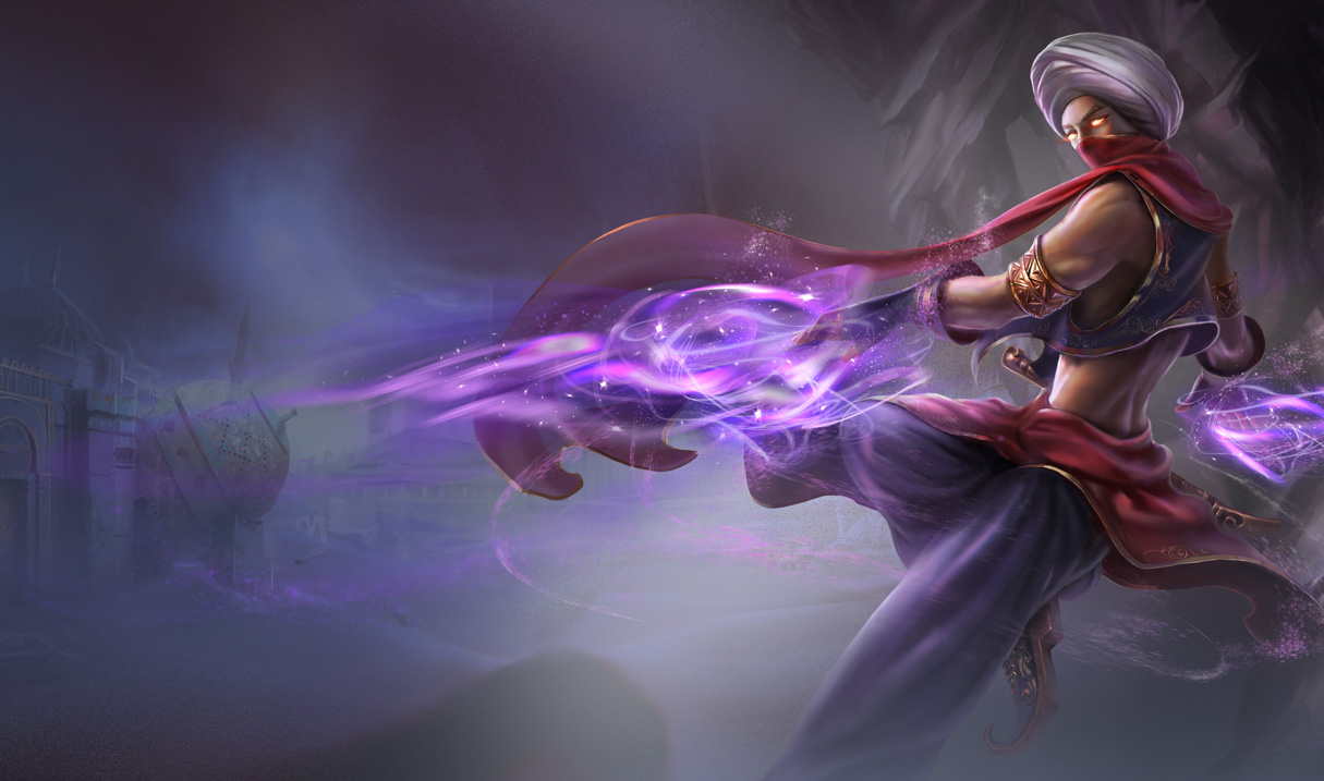 The current Sorceress Lux should be replaced with the Chinese art ...