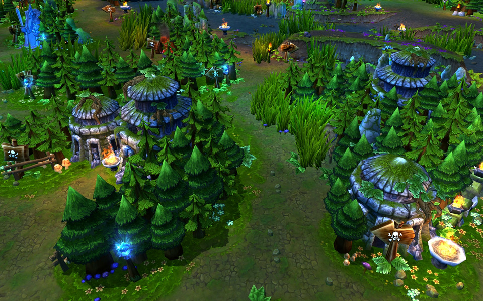 [Tema Oficial] League Of Legends Forest