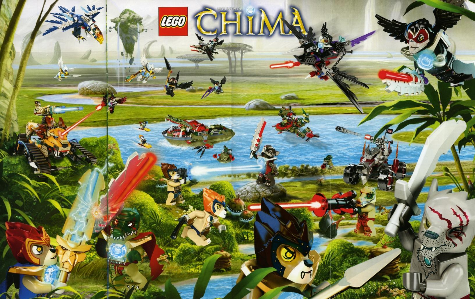 Lego.com Chima