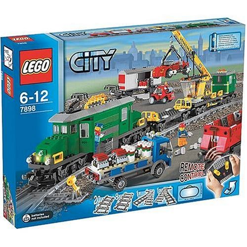 Sealed Lego City Cargo Train Deluxe