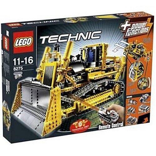 Моторизированный бульдозер Lego Technic (лего 8275)
