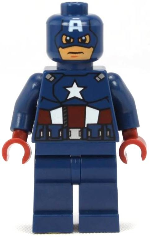Image captain america ny brickipedia the lego wiki - Lego capitaine america ...