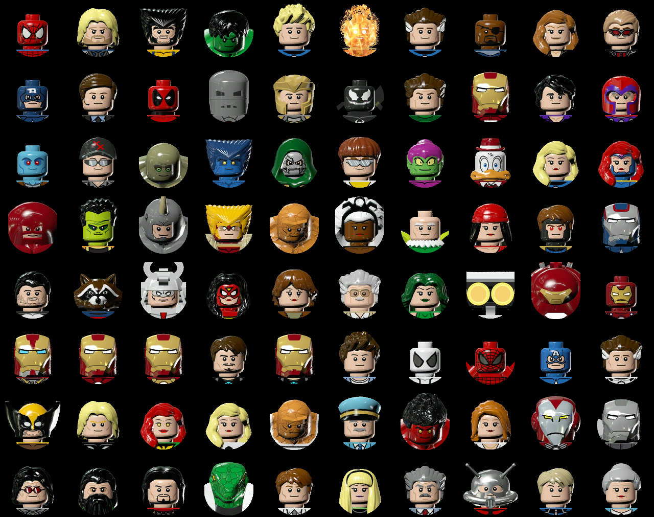 LEGO Marvel Super Heroes Trophy Guide and Roadmap - Page 3 ...