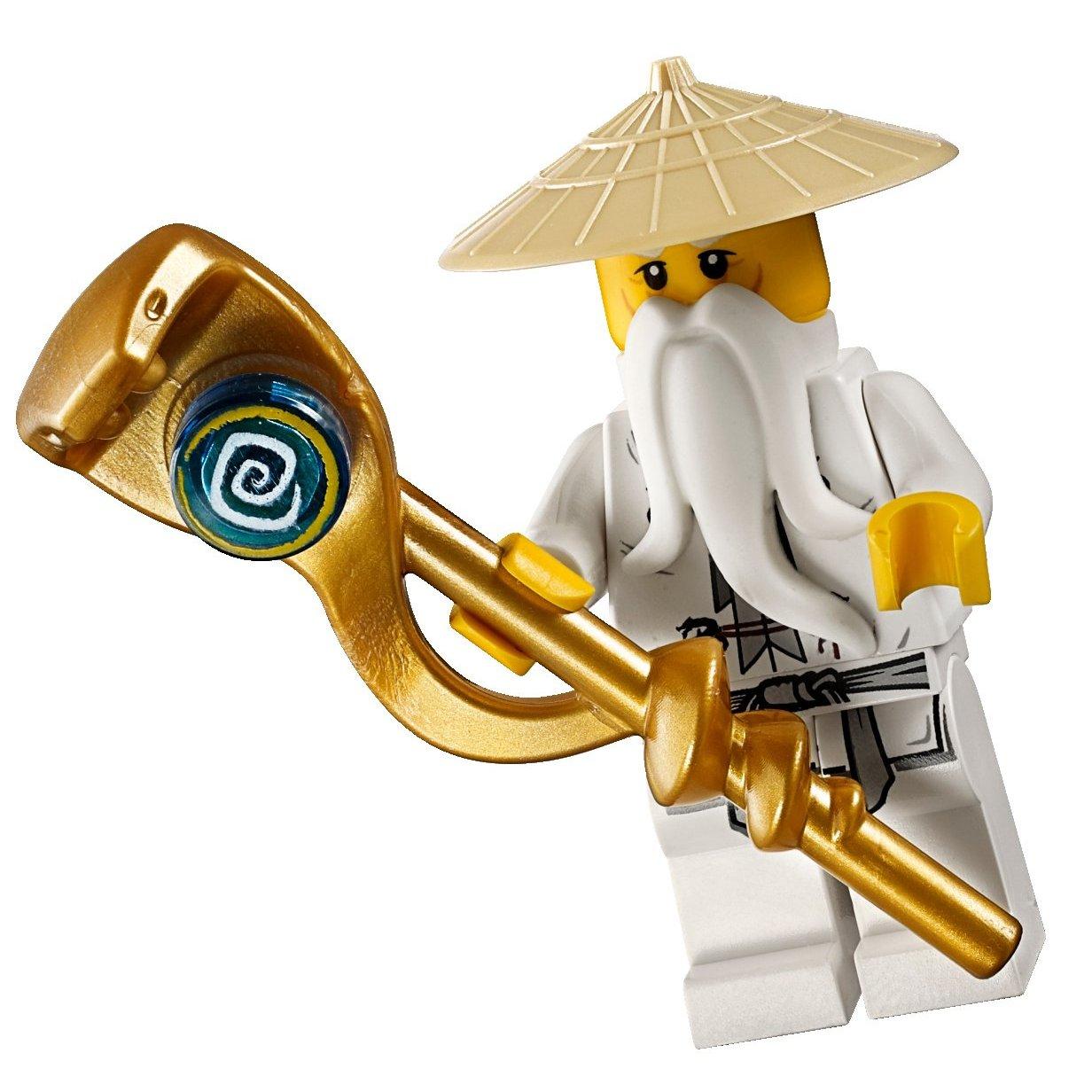 Sensei wu lego minifigures wiki fandom powered by wikia - Sensei ninjago ...